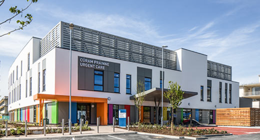 Children's Health Ireland (CHI) opens at Connolly in Blanchardstown