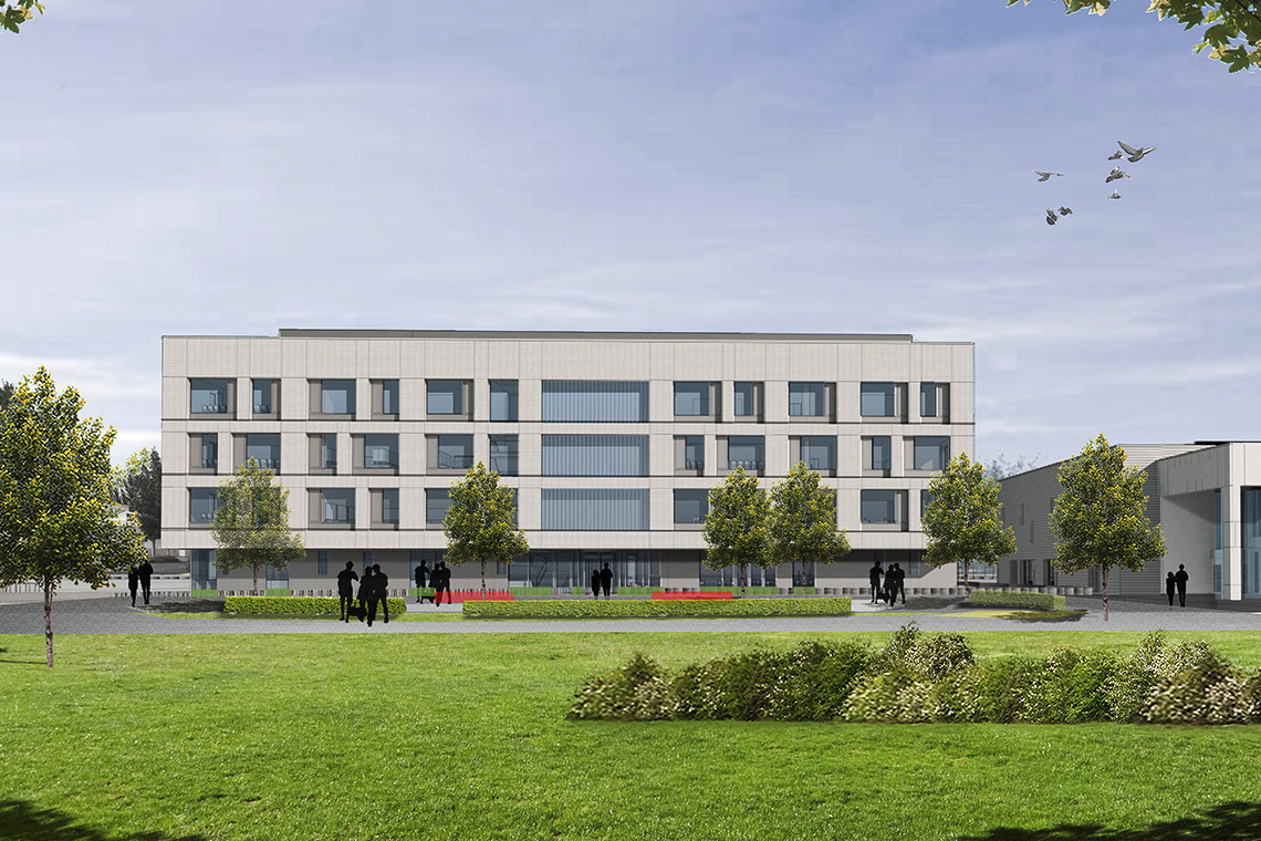 Planning granted for new Culinary Arts, Engineering and Teaching (CAET) Building at TU Dublin Tallaght Campus