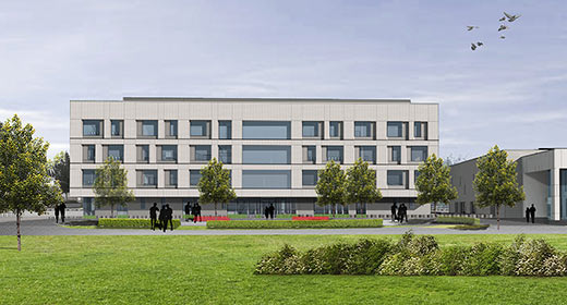 New Culinary Arts Building at TU Dublin Tallaght Campus