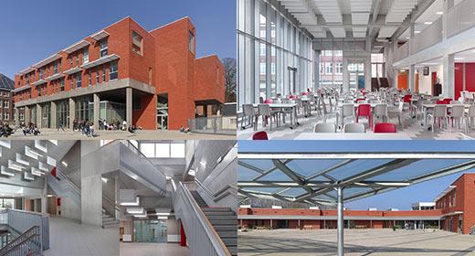 4 New Belgium Schools
