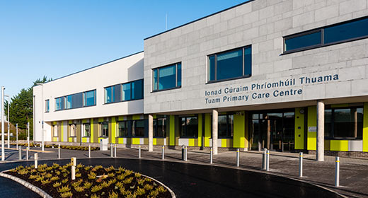 New Primary Care Centre in Tuam officially opened
