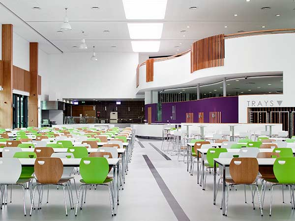 Campus Restaurant, Maynooth University