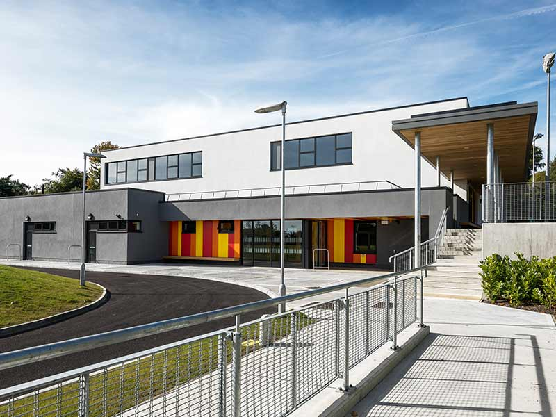 Sports Centre, Holy Child Killiney
