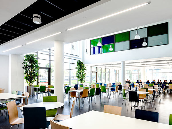 Mc Munn Science Centre and Campus Restaurant Fit-Out, IT Sligo