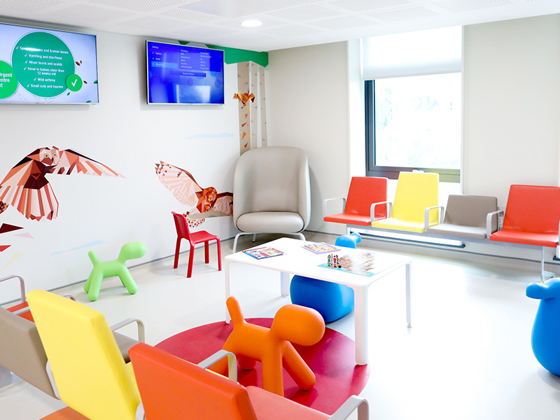 National Children's Hospital Satellite Centres at Tallaght and Blanchardstown
