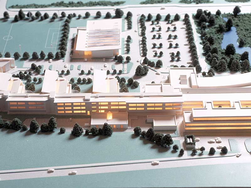 Letterkenny Institute of Technology Masterplan, Expansion and Review