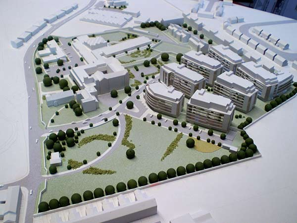 St  Joseph's Centre for Children with Visual Impairment Masterplan, Drumcondra