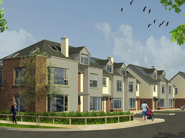 Blessington Road, Naas Masterplan