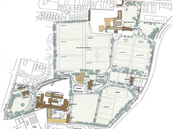 Blackrock College Masterplan