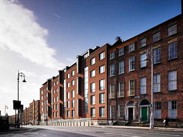 Fr. Scully House, Housing Association Apartments, Gardiner Street