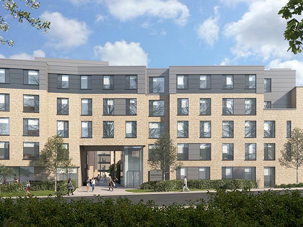 Westwood Student Accommodation
