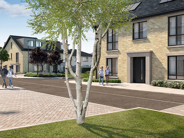Knocknagarm Residential Development, Glenageary