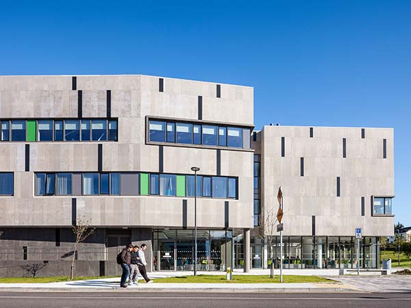 Mc Munn Science Centre and Campus Restaurant, IT Sligo