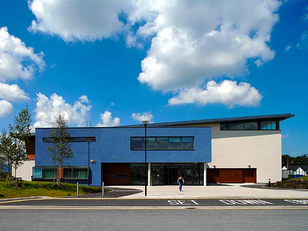 Student Centre and Sports Hall, Institute of Technology, Sligo