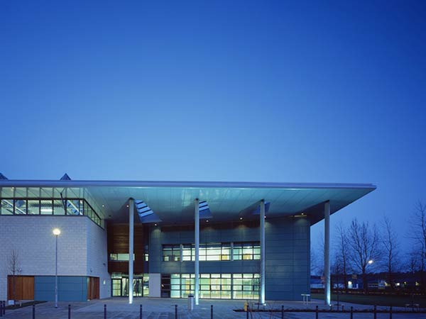 Student Centre and Sports Hall, Letterkenny Institute of Technology